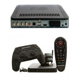 Комплект Триколор на 2 ТВ (GSE-501+ GS Gamekit)  Играй и смотри