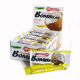 Протеиновый батончик Bombbar 60g
