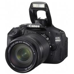 Цифровой фотоаппарат Canon EOS 600D Б/У