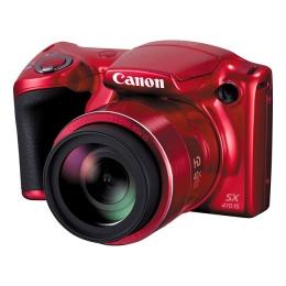 Цифровой фотоаппарат Canon IXUS 410IS RED
