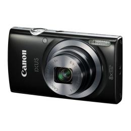 Цифровой фотоаппарат Canon Ixus160(BKE)