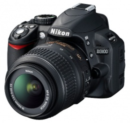 Цифровой фотоаппарат Nikon D3300 Kit VR 18-55