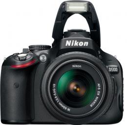 Цифровой фотоаппарат Nikon D5200 Kit 18-55 VR