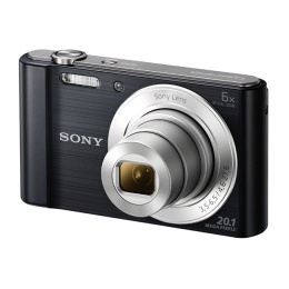 Цифровой фотоаппарат Sony DSC-W810