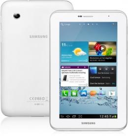 Планшетный компьютер Samsung Galaxy TAB A SM T285 8gb White