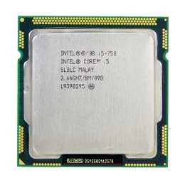 Процессор intel Core i5 750    LGA1156 BU
