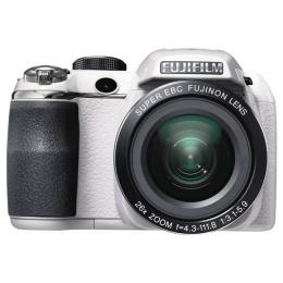 Цифровой фотоаппарат FujiFilm FinePix S4300 Белый ВИТРИНА!!!