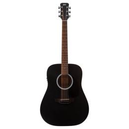 Гитара JET JDE 255BKS