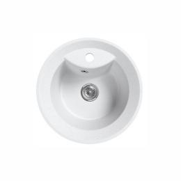 """мойка """"Merkana""""(М-103) белый лед 480*480*210(м1)"""
