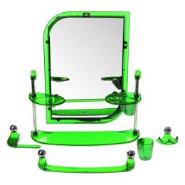 НАБОР для ванной  Victoria lite зеленый 868748