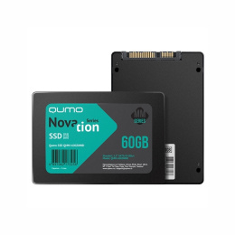 Накопитель SSD Qumo Novation 60Gb