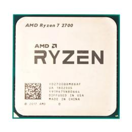 Процессор AMD RYZEN 7 2700 AM4