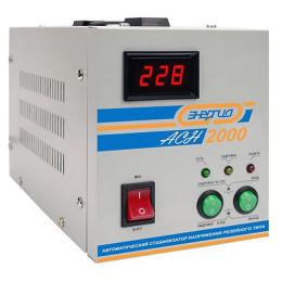 Стабилизатор напр. Энергия АСН-2000 ц.дисплей