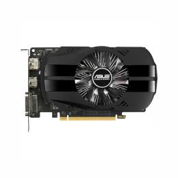 Видеокарта Asus PCI-E  PH-GTX 1050TI-4GB NV 4096 MB 128B GDDR5 1290/7008