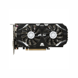 Видеокарта MSI GeForce GTX1050 2GT OC