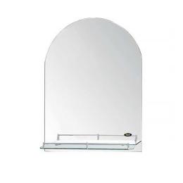 Зеркало Z092OR (РМС) серебро с пролочкой РП