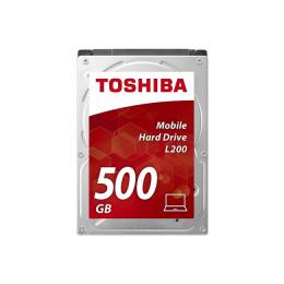 Жесткий диск Toshiba 500Gb SATA-2 HDWJ105UZSVA  PC L200